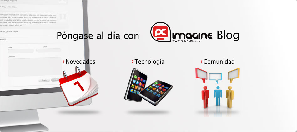 Blog PC Imagine